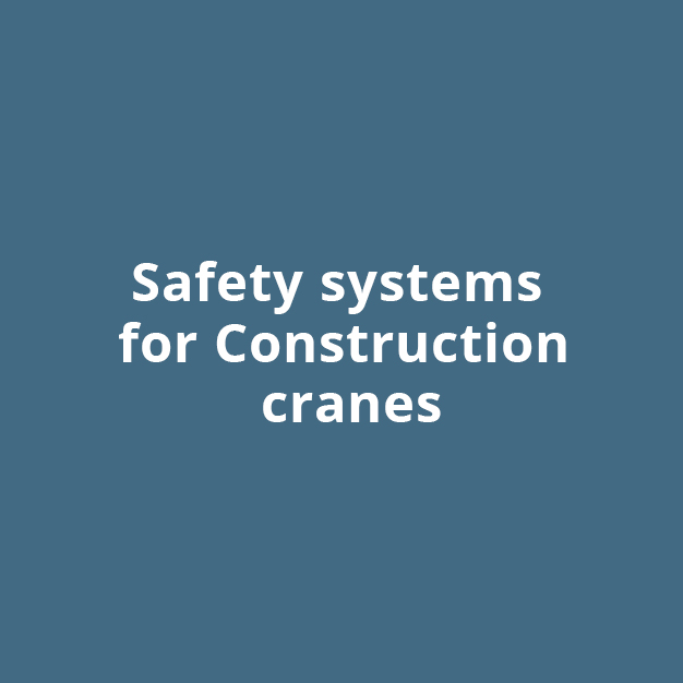 Safety System for Construction Crane