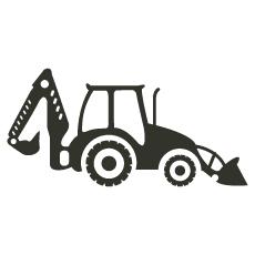 BackHoe Loaders Crane Safety Solutions-Klug Avalon