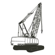 Lattice Boom Crawler Crane Safety Solutions-Klug Avalon