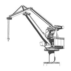 Level Luffing Crane Safety Solutions-Klug Avalon