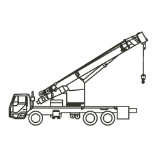 Lorry Loaders Crane Safety Solutions-Klug Avalon