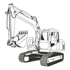 Wheeled Excavator Crane Safety Solutions-Klug Avalon